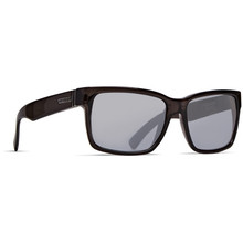 Von Zipper Elmore Sunglasses - Smoke - Silver Chrome - ELM-KSC