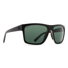 Von Zipper Dipstick Sunglasses - Black Satin - WL Vintage Grey Polar - DIP-PSV