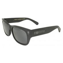 Black Flys Sullen 2 Sunglasses - Black Chrome Logos - Matte Black - Polarized