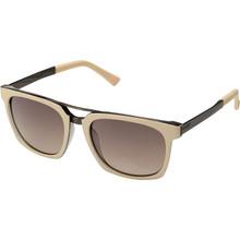 Von Zipper Plimpton Sunglasses - Nude Tort/Silver Flash Brown Grad - PLI-NSD