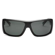 Otis Insider Sunglasses - Matte Black - Grey Glass Polar - 1701P