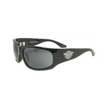 Black Flys Jay Adams Skater Fly Sunglasses - Shiny Black - Smoke