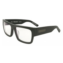 Black Flys Fly Menace Sunglasses - Matte Black - Smoke Transition Lens