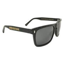 Black Flys Flyami Vice Sunglasses - Dr Green Thumb Collab - Shiny Black - Smoke