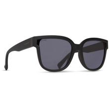 Von Zipper Stranz Sunglasses - Black Satin - Wl Vintage Grey Polarized - STR-PSV