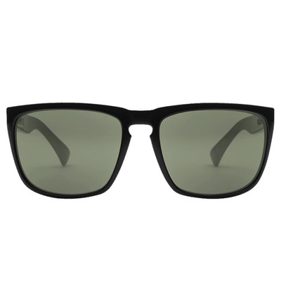Electric Knoxville XL Sunglasses - Gloss Black - M2 Grey Polarized - 112-1669