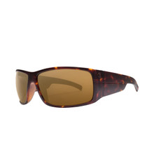 Electric Mudslinger Sunglasses - Mt Tortoise - M2 Bronze Polarized with Gold Mirr