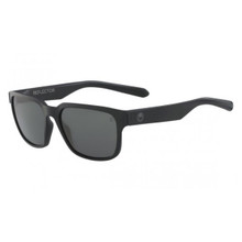 Dragon Reflector Sunglasses - Matte Black - Smoke Polarized