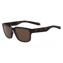 Dragon Reflector Sunglasses - Matte Tortoise - Brown Polarized