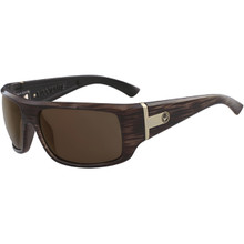 Dragon Vantage Sunglasses - Matte Woodgrain - Bronze Polarized