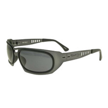 Black Flys Hi Fly Sunglasses - Gunmetal - Smoke Polarized Lens