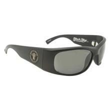 Black Flys Fly Ballistics Sunglasses - Hogs and Heifers LTD Edition Matte Black - Polarized