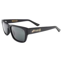 Black Flys FAB 28 McFly LTD Sunglasses - Matte Black - Smoke Polarized