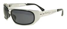 Black Flys Hi Fly Sunglasses - Chrome - Smoke