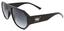 Black Flys Mix Master Fly (Mike LTD) Sunglasses - Shiny Blk - Smoke Grad