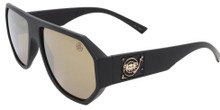 Black Flys Mix Master Fly (Mike LTD) Sunglasses - Matte Blk - Gold Mirror