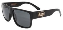Black Flys Sullen 4 Sunglasses - Matte Black - Polarized Lenses