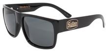 Black Flys Sullen 4 Sunglasses - Shiny Black - Polarized Lenses