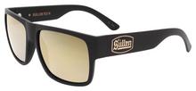 Black Flys Sullen 4 Sunglasses - Matte Black - Gold Flash