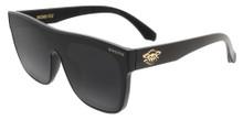 Black Flys Mono Fly Sunglasses - Matte Black - Smoke Lens