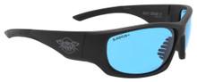Black Flys Fly Defense Indoor Grow Glasses - Matte Black -Z87