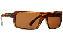 Von Zipper Snark Sunglasses - Marshland Fade - WL  Brn Polarized - SNA-MBP