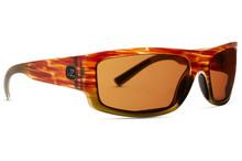 Von Zipper Semi Sunglasses - Marshland Fade - WL Bronze Polarized - SEM-MBP