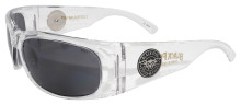 Black Flys Fly Ballistics 2 Sunglasses - Clear - Z87 Smoke