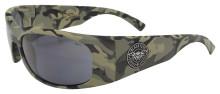 Black Flys Fly Ballistics 2 Sunglasses - Nam Camo - Z87 Smoke