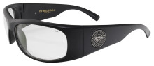 Black Flys Fly Ballistics 2 Safety Glasses - Matte Black - Z87 Clear
