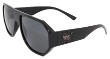 Black Flys Mix Master Fly Sunglasses - Matte Black - Smoke