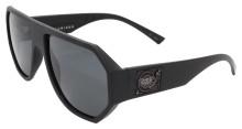 Black Flys Mix Master Fly Sunglasses - Matte Black - Smoke Polar