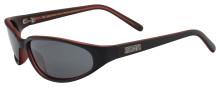 Black Flys Micro Fly sunglasses - matte black-red/grey polar