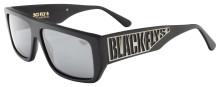 Black Flys Sci Fly 8 Sunglasses - Matte Black - Smoke Polarized