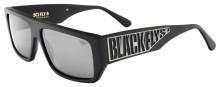 Black Flys Sci Fly 8 Sunglasses - Matte Black - Smoke