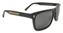 Black Flys Flyami Vice Sunglasses - Dr Greenthumb Collab - Shiny Black - Polarized