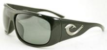 Black Flys Tahitian Hooker sunglasses - matte black/ polarized