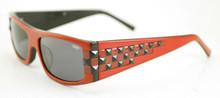 Black Flys Ska Fly sunglasses - red/ black