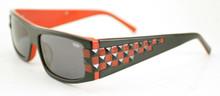 Black Flys Ska Fly sunglasses - shiny black/ red