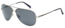 Roxy Raf 1 sunglasses - silver/ grey