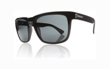 Electric Knoxville sunglasses - gloss black/ grey