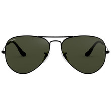 Ray Ban Aviator sunglasses - RB 3025 black 58mm