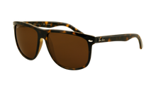Ray Ban RB4147 sunglasses - havana/ brn polarized