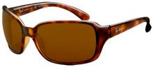Ray Ban RB4068 sunglasses - havana/ brn polarized