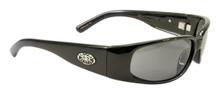 Black Flys Micro 2 sunglasses - shiny black/polarized