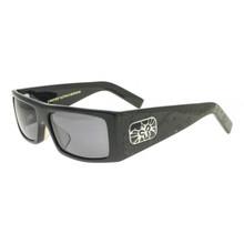 Black Flys Fly Detector LTD sunglasses - Tattoo Blk Grey Etch