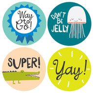 Let's Celebrate! Milestone Baby Stickers