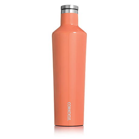 Gloss Peach Echo 25oz. Canteen