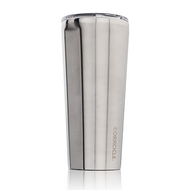 Brushed Steel 24oz. Tumbler