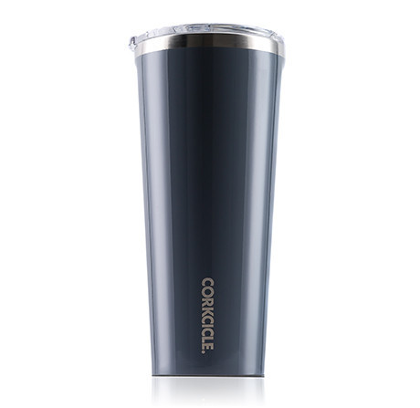 Gloss Graphite 24oz. Tumbler